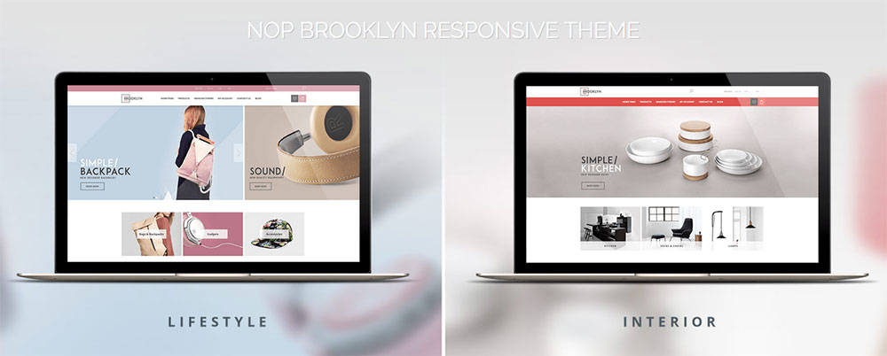 nopcommerce brooklyn responsive theme