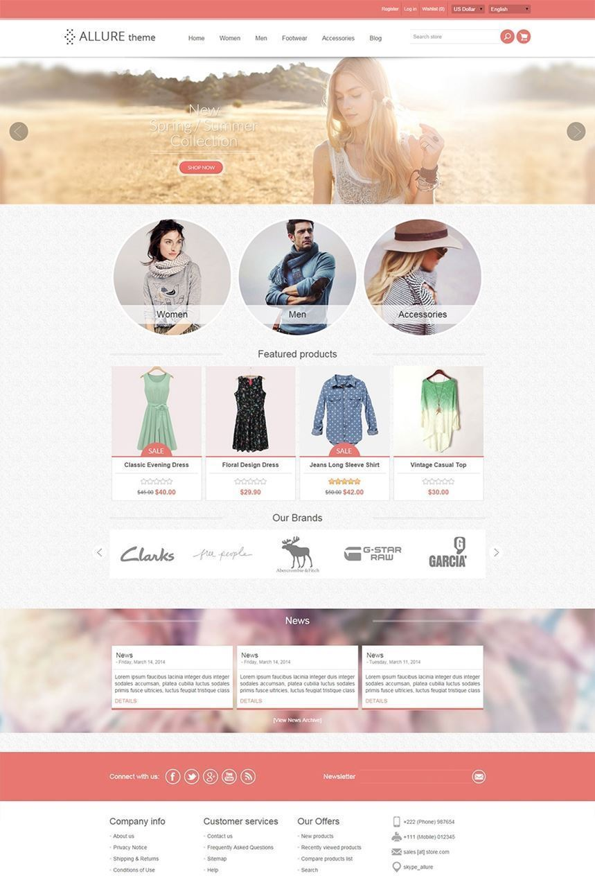 تصویر 1 allure-responsive-theme-for-nopcommerce