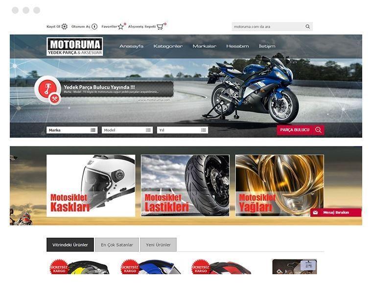تصویر 1 نمونه فروشگاه اینترنتی  ناپ کامرس - traction-responsive-theme-for-nopcommerce