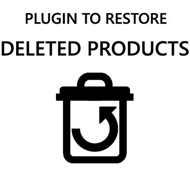 مدیریت محصولات حذف شده - لوگو